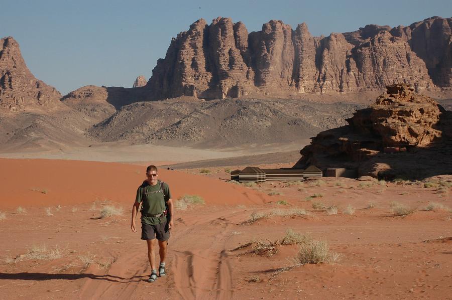 Jordanië - Wandelvakantie