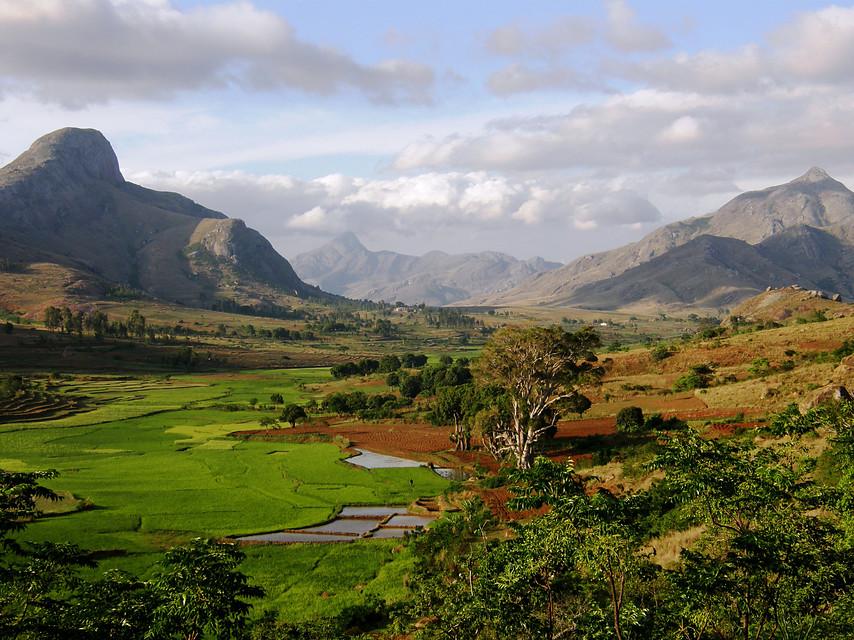 Reizen Madagaskar