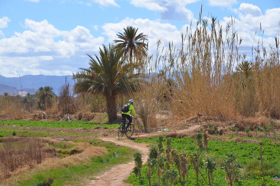 Marokko - fietsvakantie