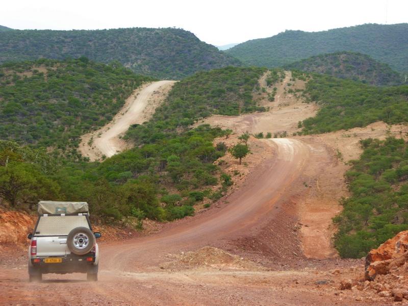Namibië - Rondreis