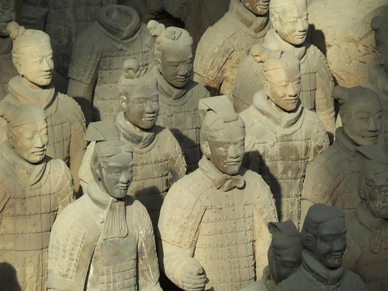 Reizen China