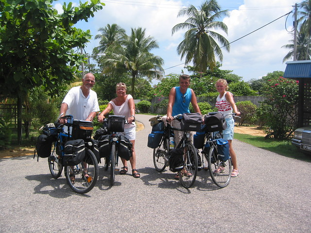 Maleisië - Oostkust per fiets