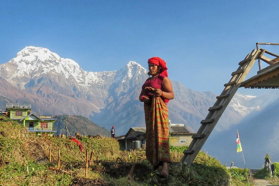 Op De mooiste reisbestemmingen op Reisbestemming.net is alles over noord europa te vinden: waaronder  en specifiek Nepal - Panorama (Nepal---Panorama283302)