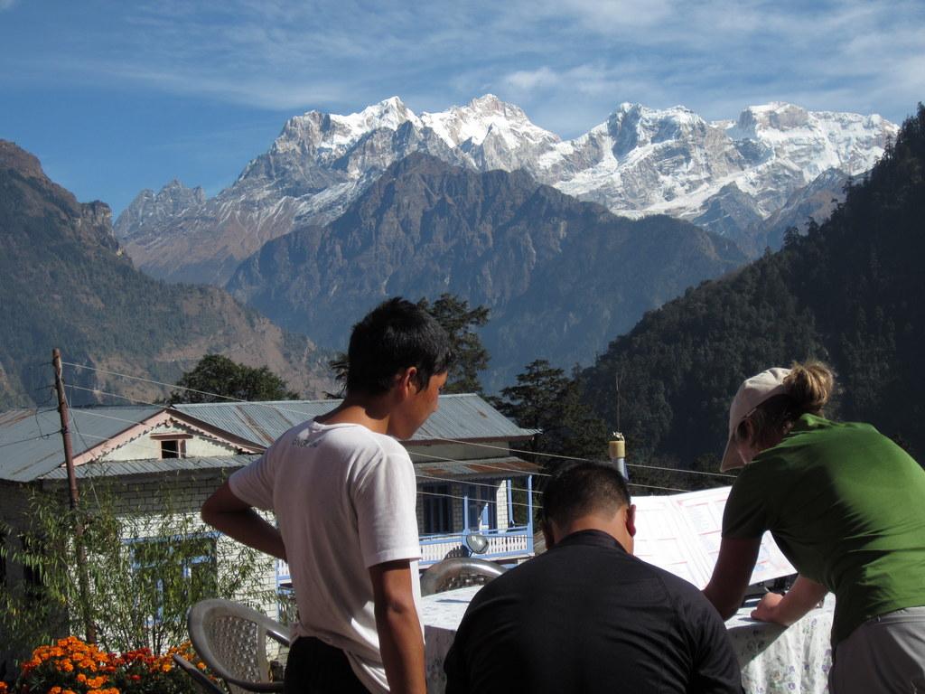 Nepal - Manaslu