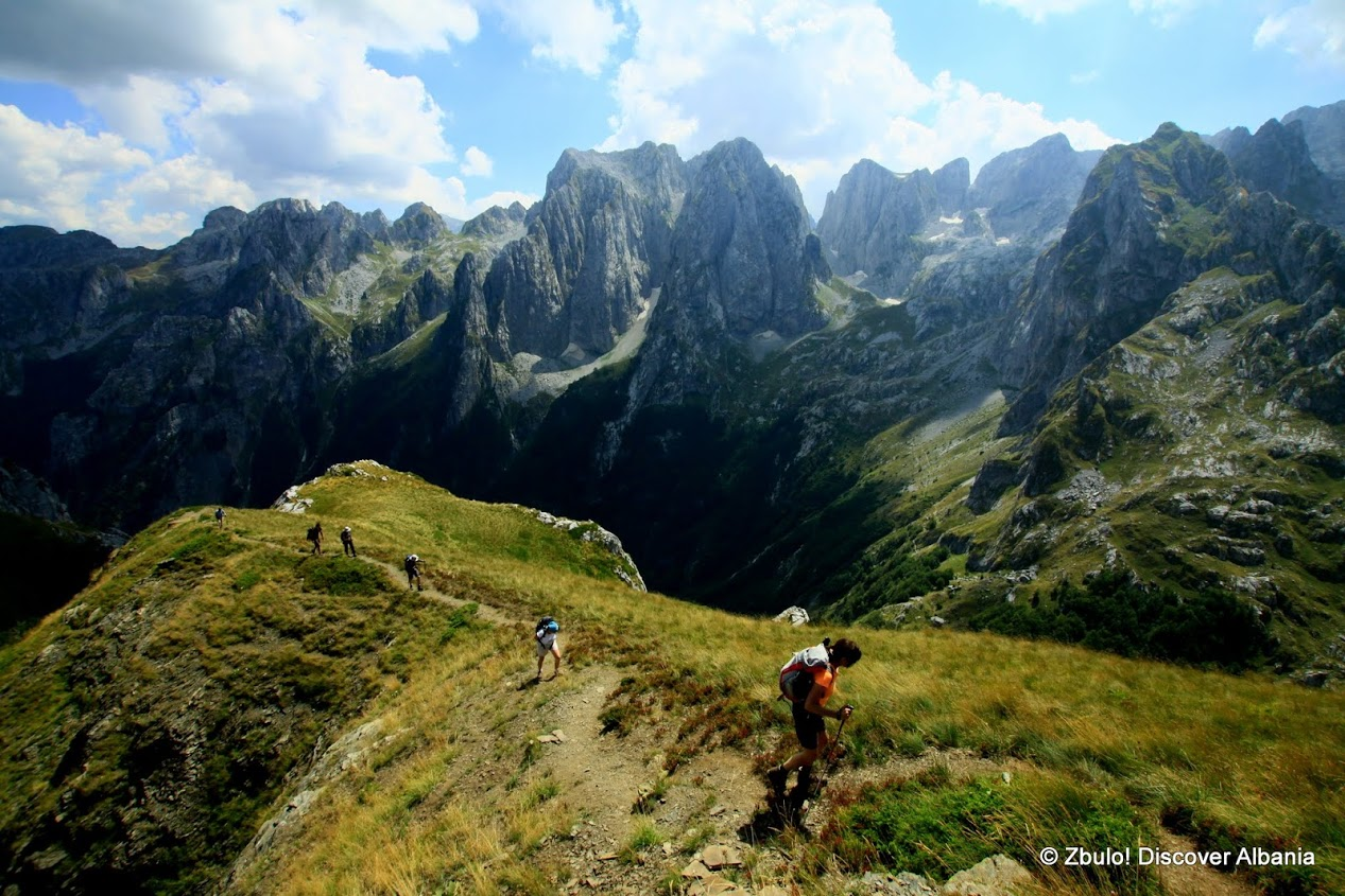 Albanië - Peaks of the Balkan