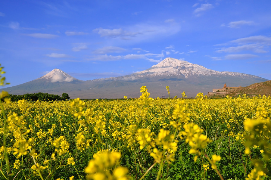 Armenië wandelvakantie