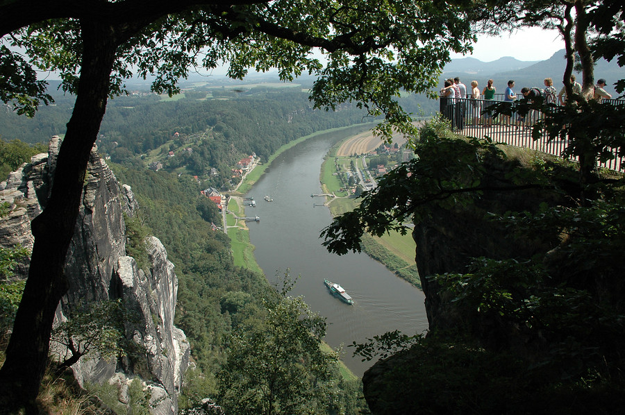 Duitsland - Sächsische Schweiz & Elbevallei
