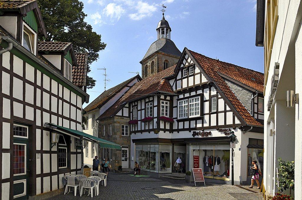 Duitsland - Teutoburger Woud