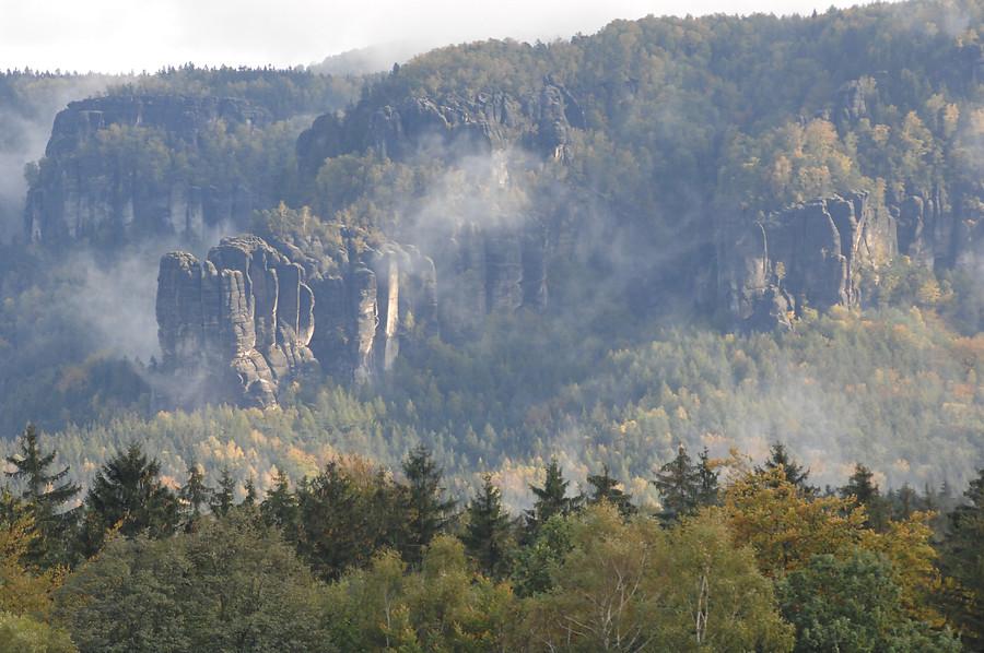 Duitsland - Sächsische Schweiz