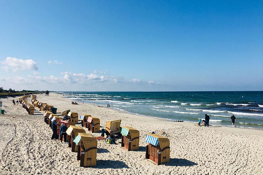 Online bestellen: Duitsland - Ostseeradweg voor families