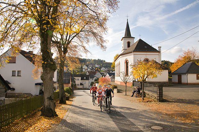 Duitsland - Vulkaaneifel - mountainbiken