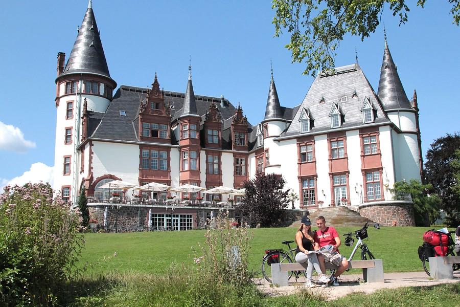 Online bestellen: Duitsland - Mecklenburger kastelen en landgoederen