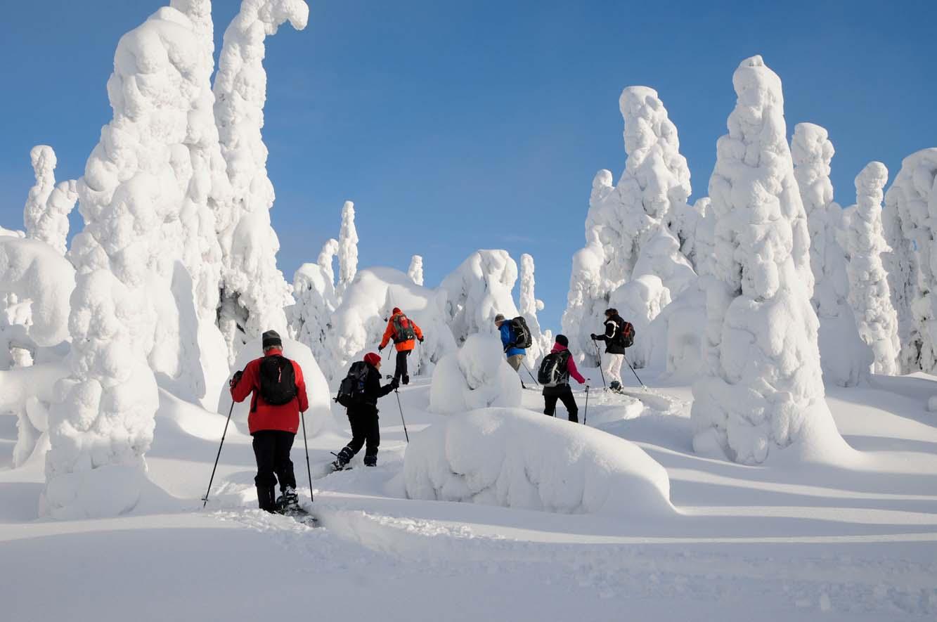 Finland - Kuusamo