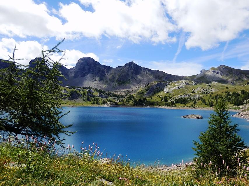 Wandelvakantie Frankrijk - Mercantour in Annot (Franse Alpen, Frankrijk)