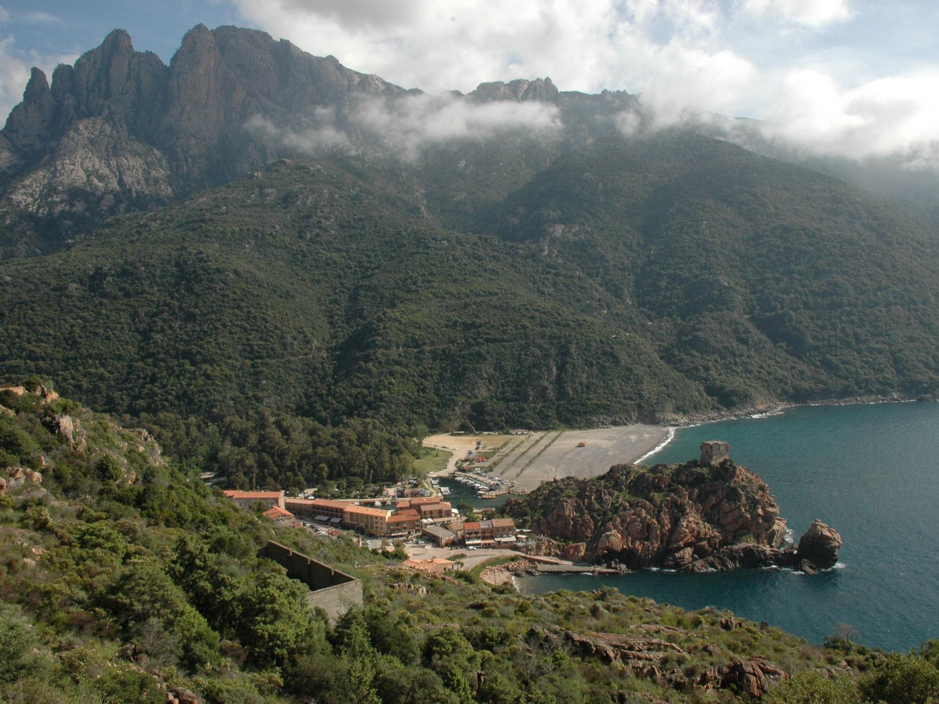 Wandelvakantie Frankrijk - Corsica in Vizzavona (Corsica, Frankrijk)