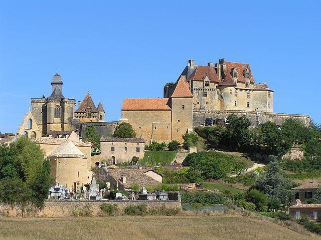 Frankrijk - Tour de France, Dordogne