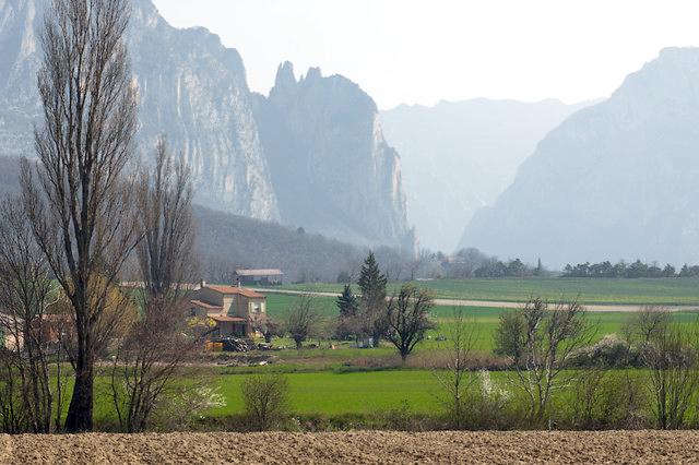 Wandelvakantie Frankrijk - Drôme in Mirmande (Franse Alpen, Frankrijk)