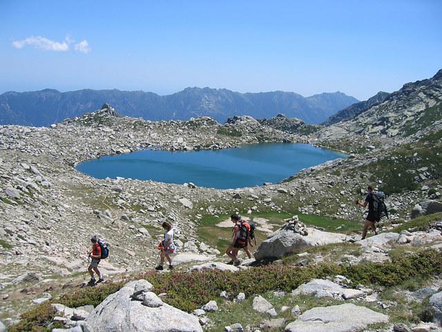 Wandelvakantie Frankrijk - Corsica in Vizzavone (Corsica, Frankrijk)