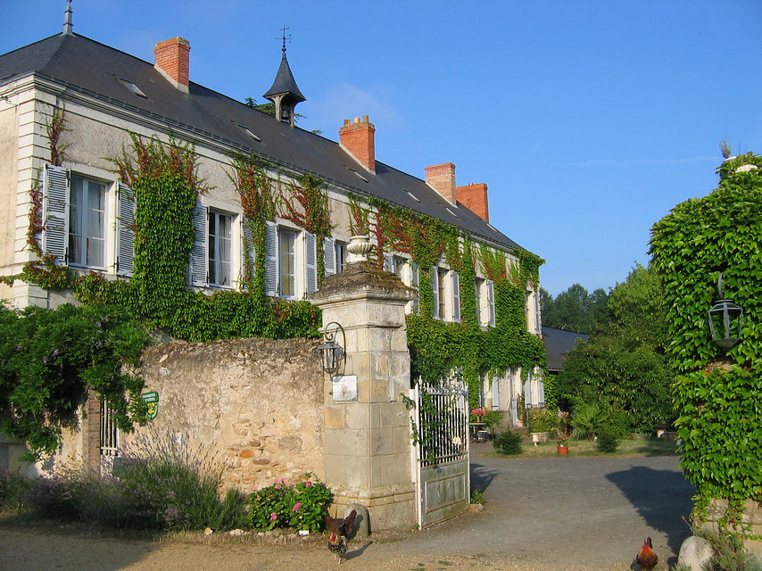 Frankrijk - Vallée du Loir