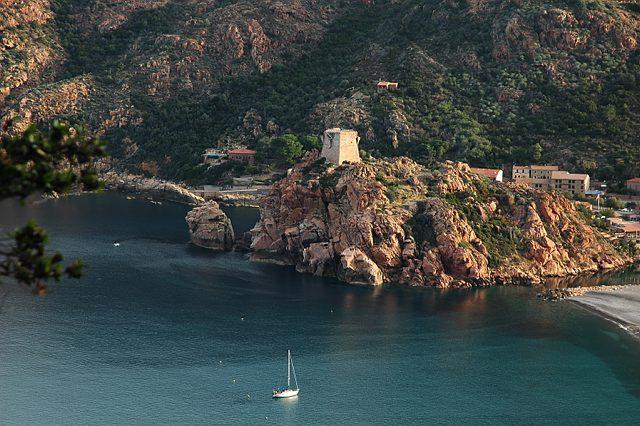 Rondreis Frankrijk - Corsica Zuid in Levie (Corsica, Frankrijk)