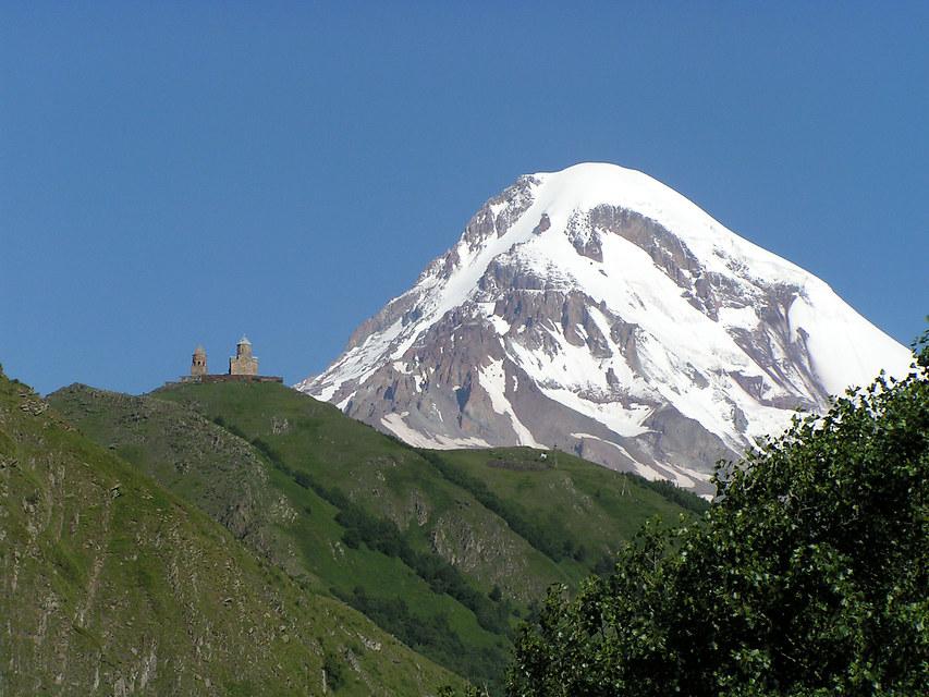 Georgië Kaukasus