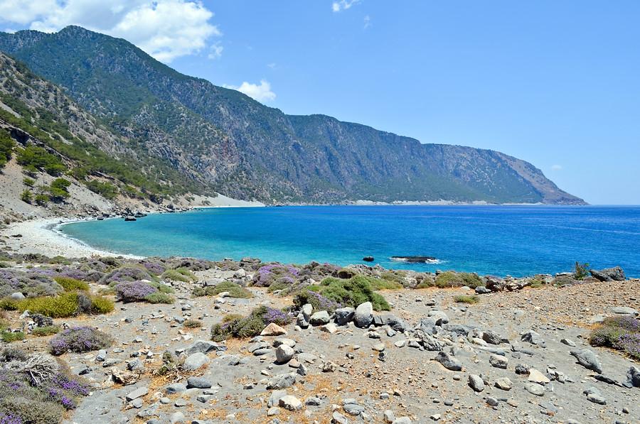 Griekenland - Zuidkust van Kreta