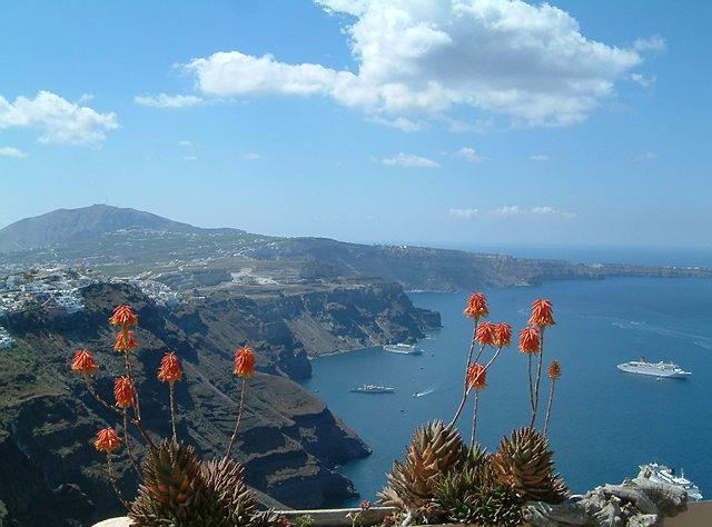 Griekenland - Cycladen 4, Santorini
