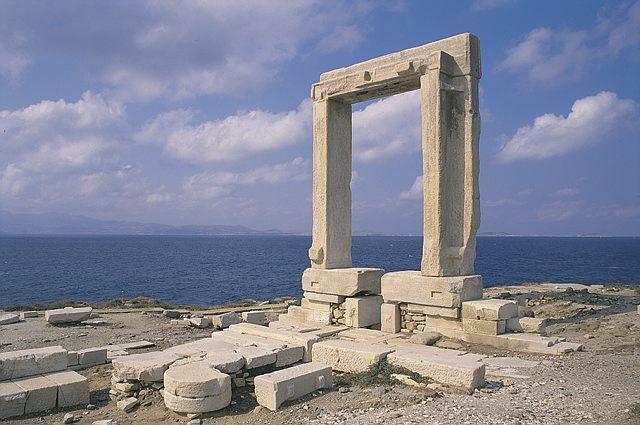 Griekenland - Cycladen 3, Naxos