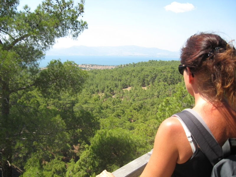 Wandelvakantie Lesbos