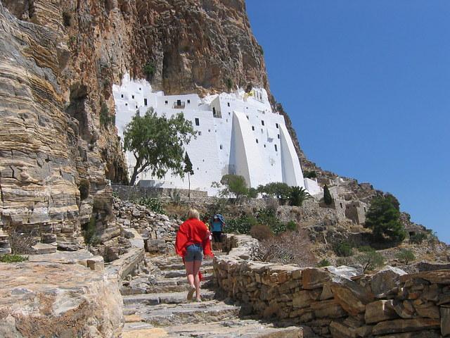 Griekenland - Cycladen * Eilandhoppen voor families
