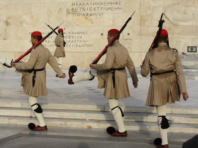 Griekenland - Athene * Stap & Hap