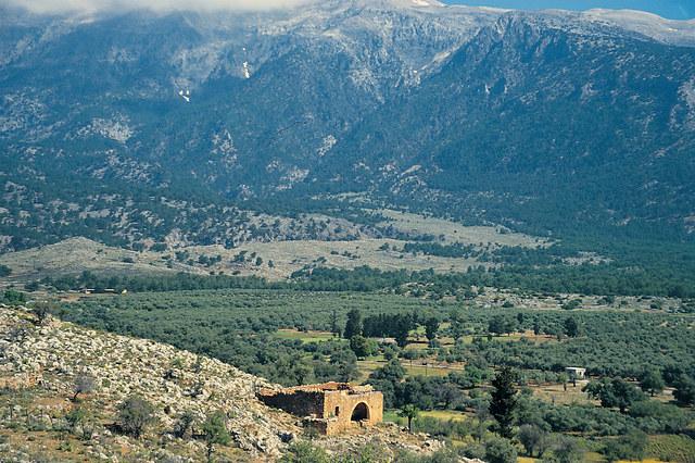 Griekenland - Kreta, rondreis oost-west