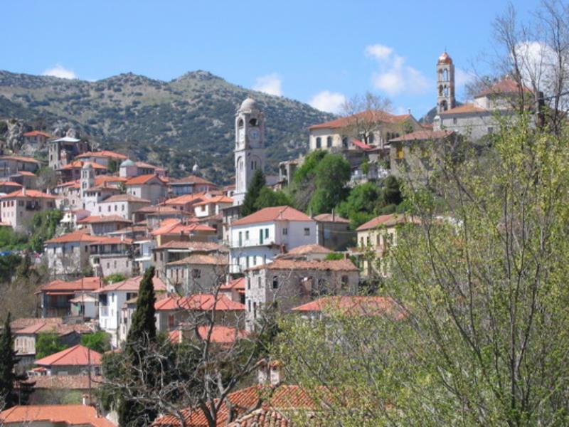 'Cultuurrondreis' Peloponnesos