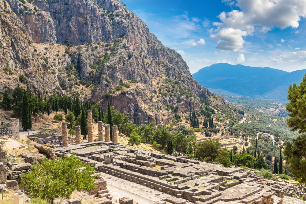 Griekenland - Peloponnesos, klassiek Hellas
