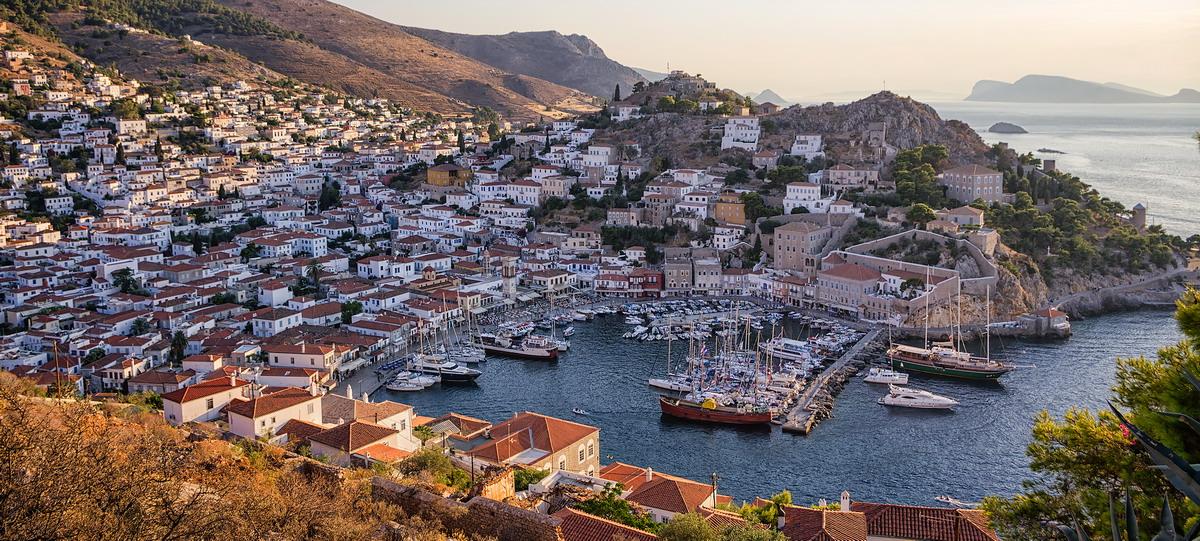 Griekenland - Saronische Golf