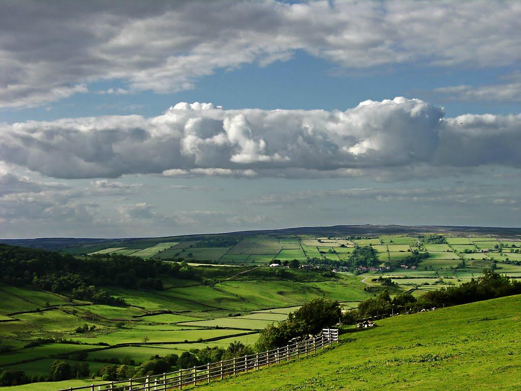 Groot-Brittannië - Engeland – North York Moors