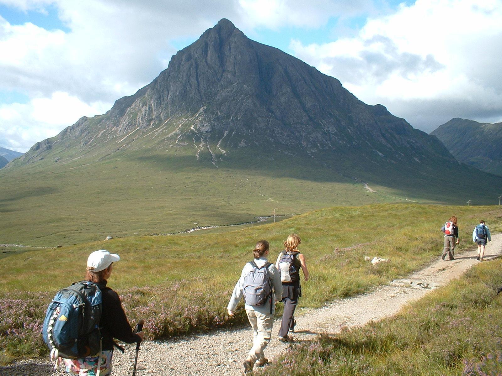 Groot-Brittannië - West Highland Way