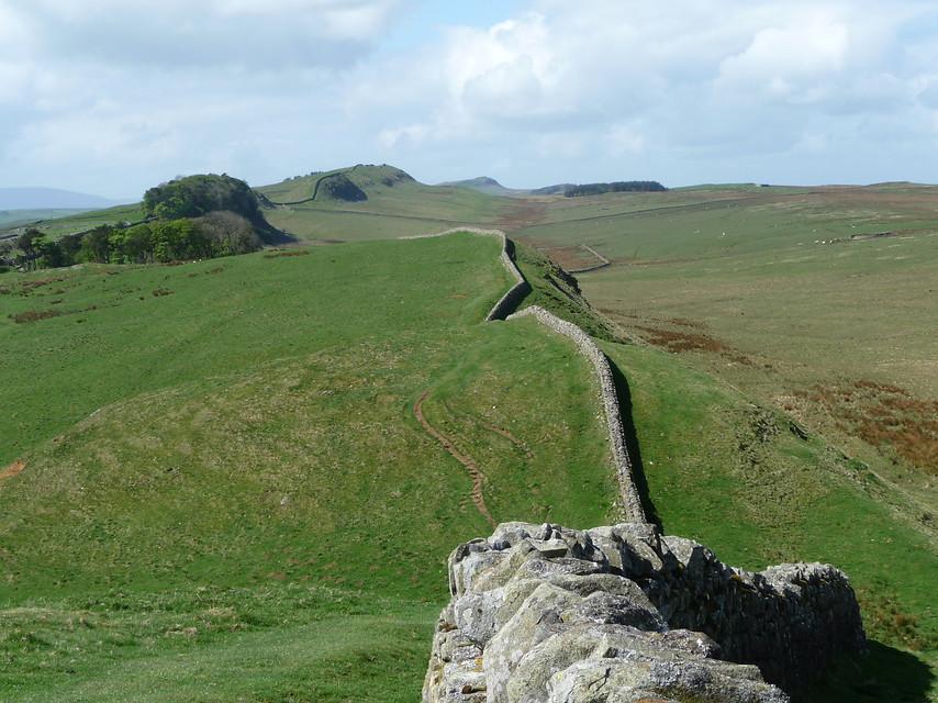Groot-Brittannië - Hadrian's Wall