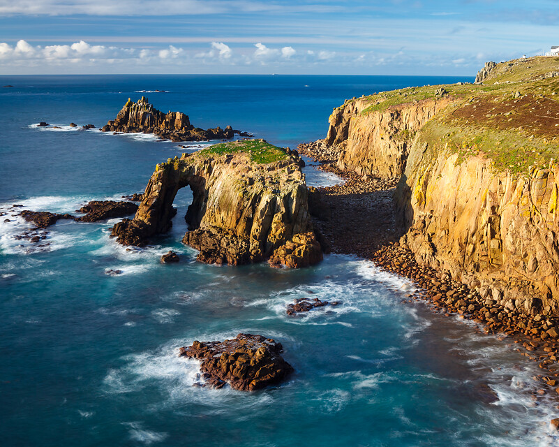 Groot-Brittannië - Cornwall – Land's End & Scilly Isles