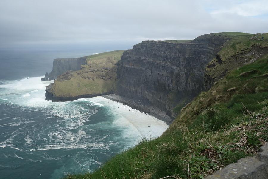 Irland Cliffs Of Moher Karte.Irland