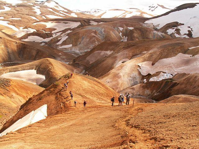 IJsland - Kjölur