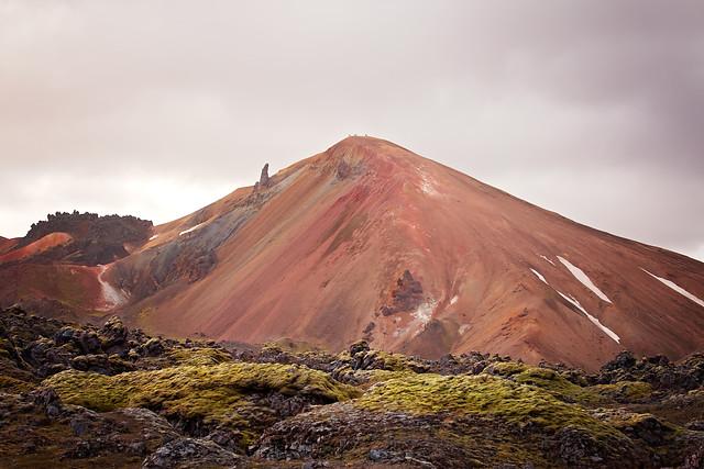 IJsland - Laugavegur