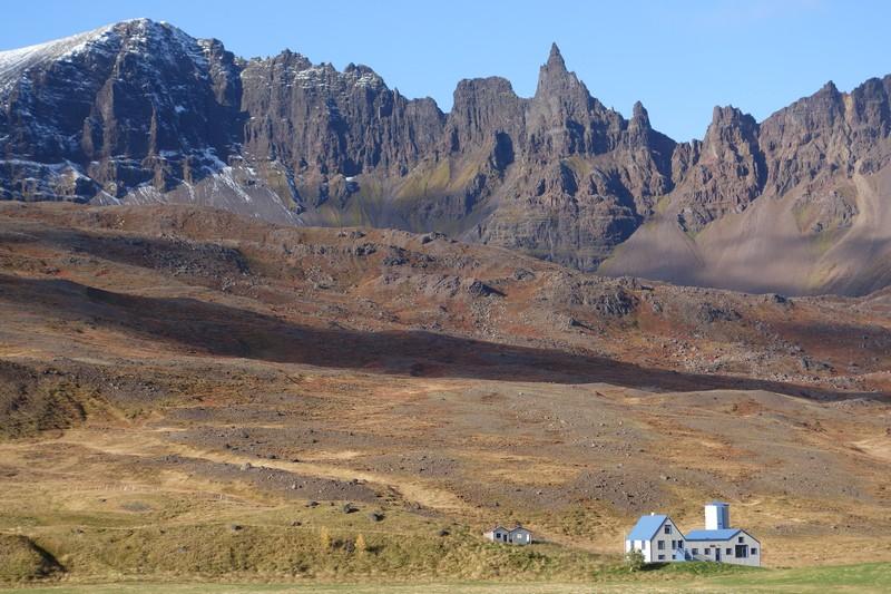 IJsland - Noord-IJsland per tent