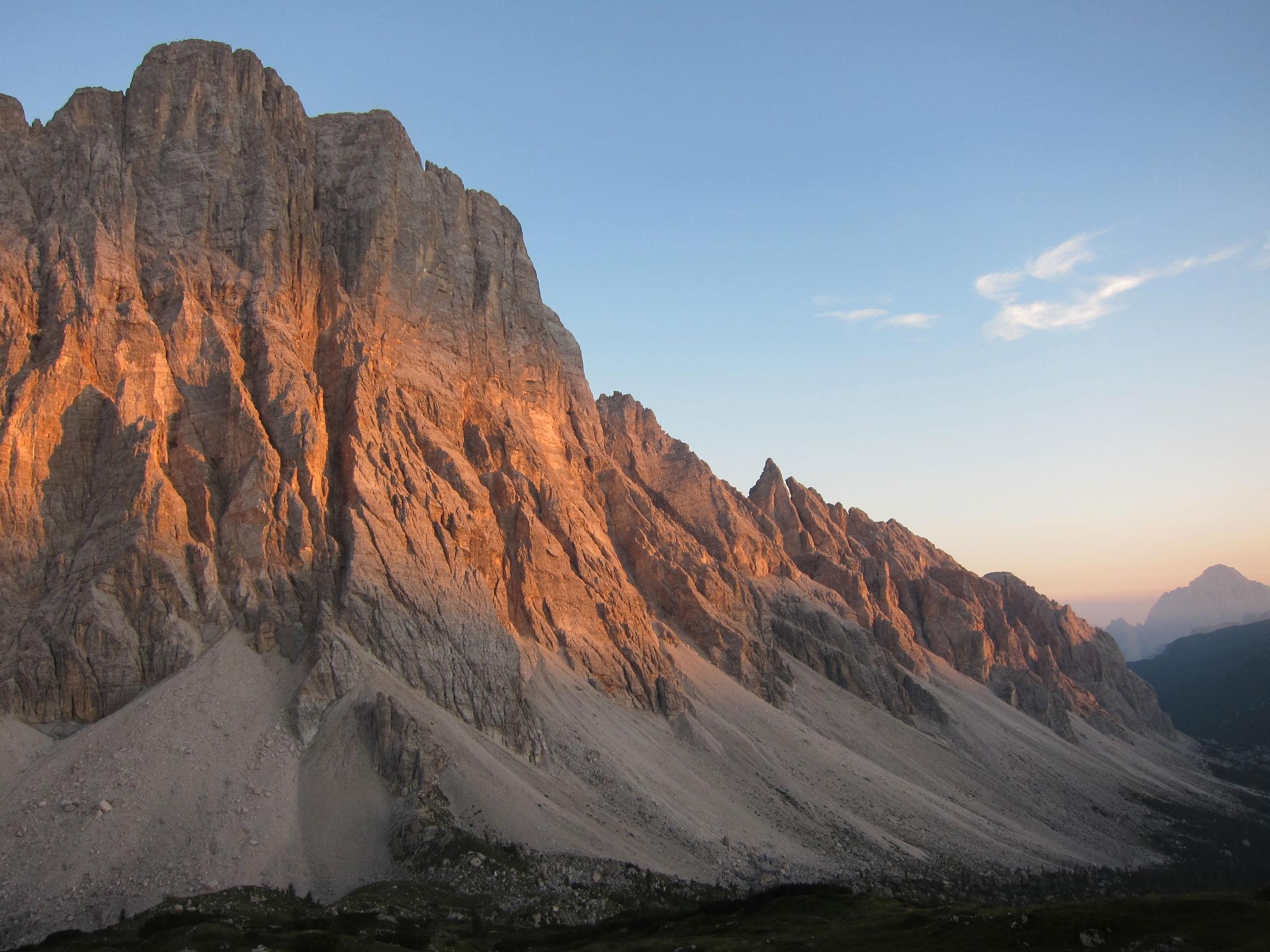 Italië - Te voet over de Alpen, etappe 4