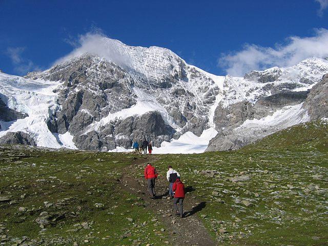 Italië - Südtirol - Ortler