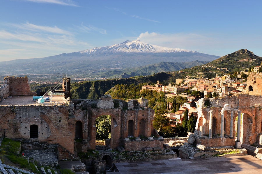 Italië - Sicilië & Eolische Eilanden