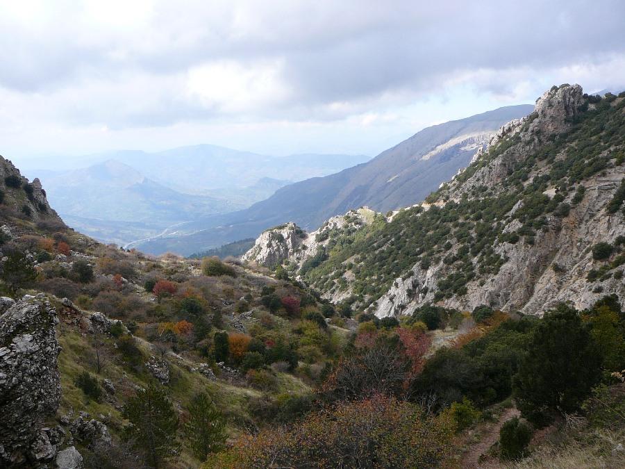 Italië - Sicilië, Monte Madonie
