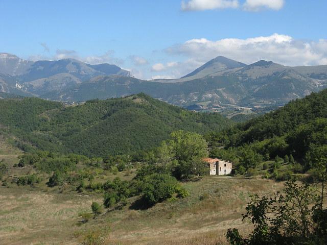 Italië - Umbrië - noord