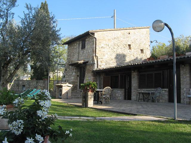 Via san francesco noord wandelvakantie wandelen vanuit - Porta san giacomo assisi ...