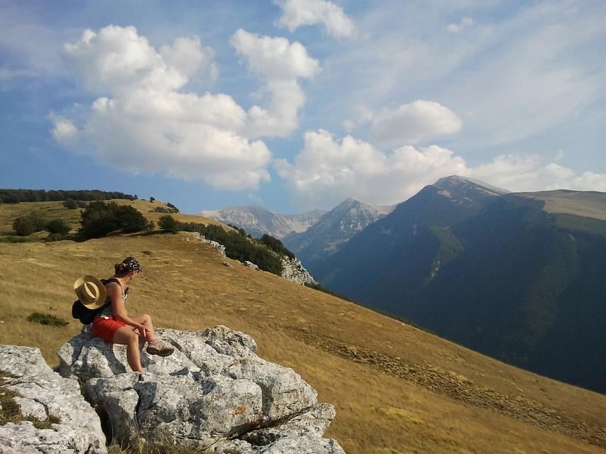 Wandelvakantie Italië - Abruzzen in Pretoro (Abruzzen, Italië)